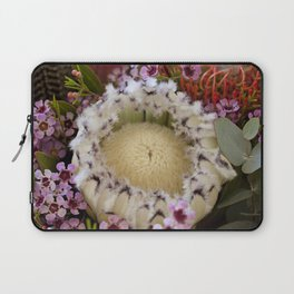 Fur Coat Protea Laptop Sleeve