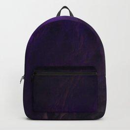 Ultraviolet marble Backpack