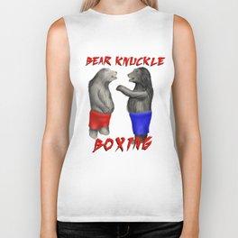 Bear Knuckle Boxing Biker Tank