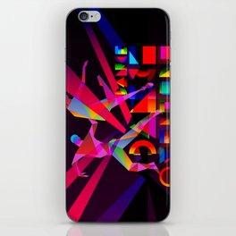 Dance Dance Overture iPhone Skin