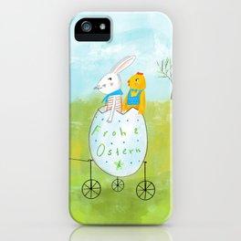 Ostern iPhone Case