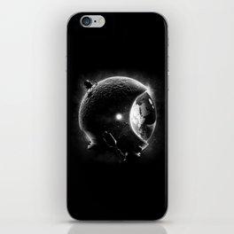Moon's Helmet iPhone Skin