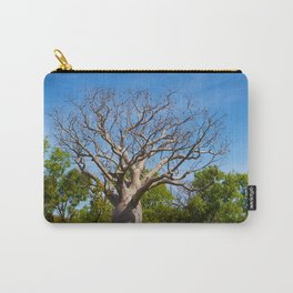 Beautiful Blue Boab Carry-All Pouch