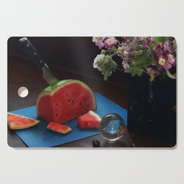 A Sacrifice of Watermelon Cutting Board