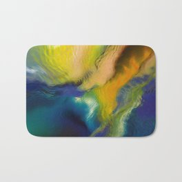 Abstract Composition 299 Bath Mat