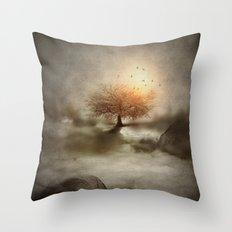 Lone Tree Love IV Throw Pillow