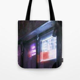 Urban Nights, Urban Lights 9 Tote Bag