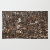 greece Area & Throw Rugs featuring Greece #2 by DomaDART