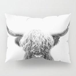 Scottish Highland Cow Pillow Sham