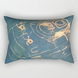 sardine can Rectangular Pillow