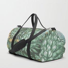 Royal Thistle Duffle Bag