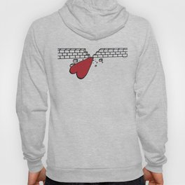 No Wall, Only Love Hoody