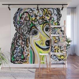 POODLE Soft Color Palette Wall Mural