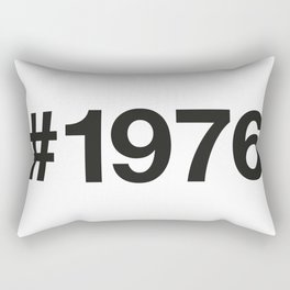 1976 Rectangular Pillow