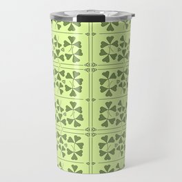 Shamrocks & Trinity Knots Travel Mug
