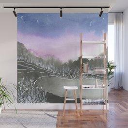 November Dream Wall Mural