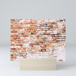 Bricked Mini Art Print