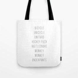 Gilmore Ramblings Tote Bag