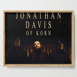 JONATHAN DAVIS WORLD TOUR DATES 2019 FIZI Serving Tray
