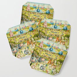 The Garden of Earthly Delights by Bosch Coaster