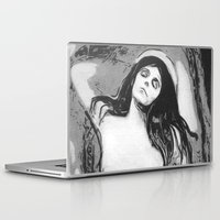 madonna Laptop & iPad Skins featuring Madonna by The Invisible Shop
