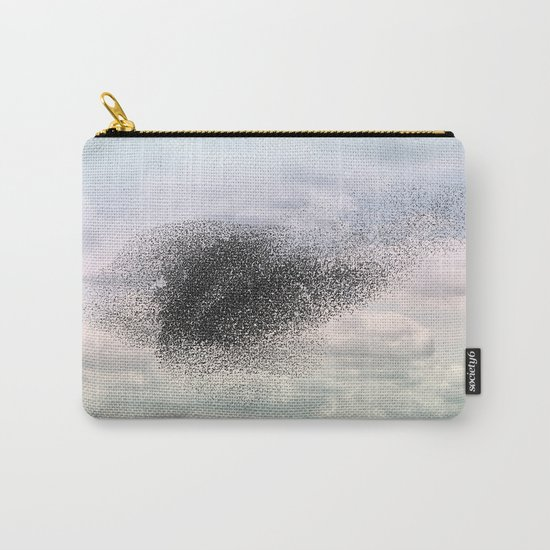 Swooping and looping Carry-All Pouch