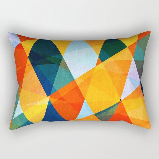 A warm november Rectangular Pillow