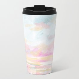 So Alive - Bright Ocean Seascape Travel Mug