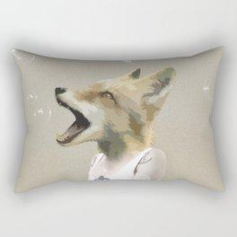 Dreamanimals - Fox Rectangular Pillow
