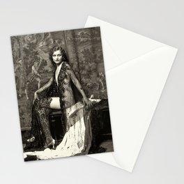 Erotique La Femme Vintage Nude Art Studies No.70 Stationery Cards