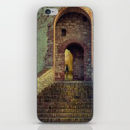 Medieval Fortress iPhone Skin