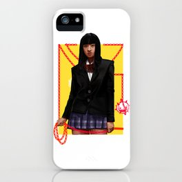 Gogo Yubari iPhone Case