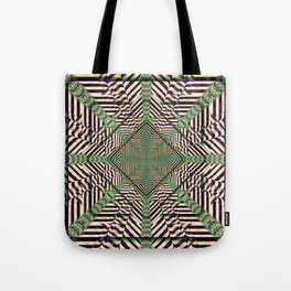 Imprisoned Reality Tote Bag
