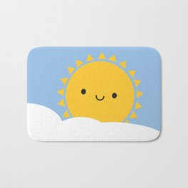 Good Morning Sunshine Bath Mat