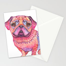 Pugberry Stationery Cards