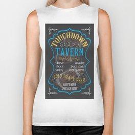 Touchdown Tavern Biker Tank
