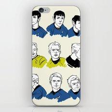 the holy trinity iPhone & iPod Skin