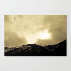 To the Heavens Canvas Print