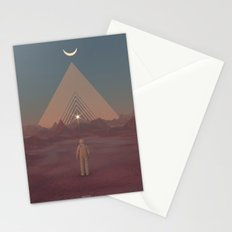 Lost Astronaut Series #01 - Enter the Void Stationery Cards