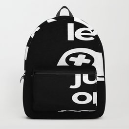 Just One More Level Gaming Backpack