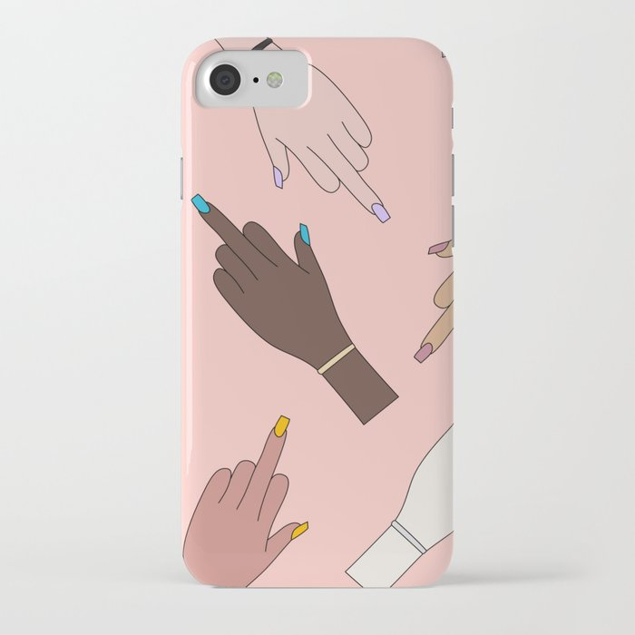 worldwide babes iphone case