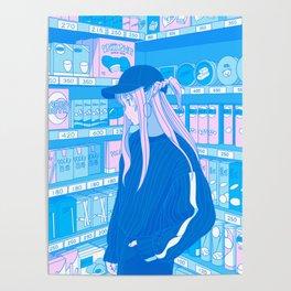 Tokyo GF /w Asuna Yuuki (SAO) Poster