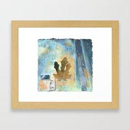 Blessing of Rain Framed Art Print