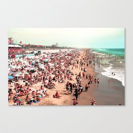 Huntington Beach, CA Canvas Print