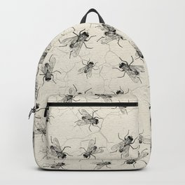 House Fly chaos Backpack