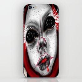 Bury Me iPhone Skin