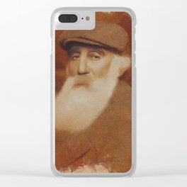 Camille Pissaro, Painter Clear iPhone Case