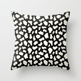 Wild 2 Throw Pillow