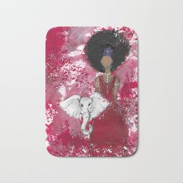 Delta Angel Bath Mat
