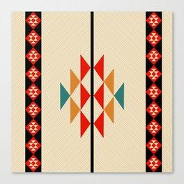 fabric Canvas Print
